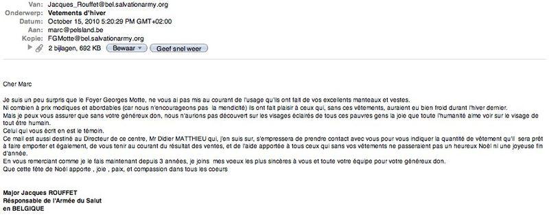 LDH-mail