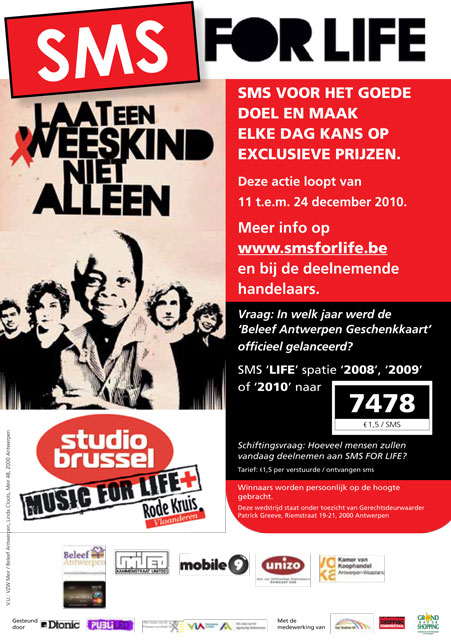 SMS-for-lifedigitaal