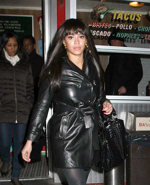 Beyonce-black-leather